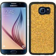 Polymer Hybrid Case for Samsung Galaxy S6 - Glitter Gold