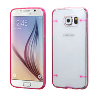 Tentacles Hybrid Case for Samsung Galaxy S6 - Pink