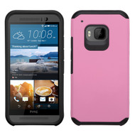 *Sale* Hybrid Multi-Layer Armor Case for HTC One M9 - Pink