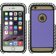 Extreme Armor TPU Case for iPhone 6 / 6S - Purple