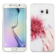 Snap-On Diamond Image Case for Samsung Galaxy S6 Edge - Fiddling