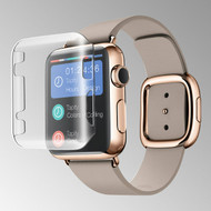 Transparent Crystal Case for Apple Watch 42mm - Clear