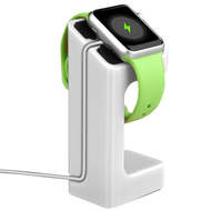Desktop Charging Dock Stand for Apple Watch - White