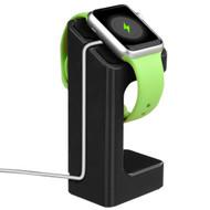 Desktop Charging Dock Stand for Apple Watch - Black