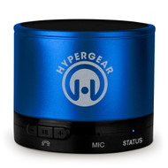 HyperGear MiniBoom Bluetooth Wireless Speaker - Blue