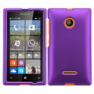 *Sale* Snap-On Protective Case for Microsoft Lumia 435 - Purple