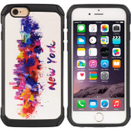 Tough Anti-Shock Hybrid Case for iPhone 6 / 6S - New York