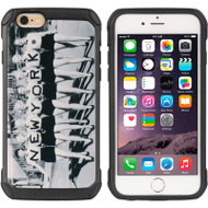 Tough Anti-Shock Hybrid Case for iPhone 6 / 6S - Uptown Girl