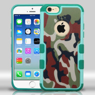 Military Grade Certified TUFF Merge Graphic Hybrid Case for iPhone 6 / 6S - Camouflage 025