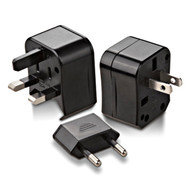 Universal International Travel Plug AC Adapter Kit
