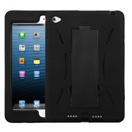 Explorer Impact Hybrid Armor Kickstand Case for iPad Mini 4 - Black
