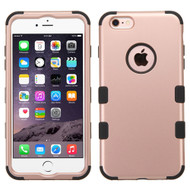 *SALE* Military Grade Certified TUFF Hybrid Case for iPhone 6 Plus / 6S Plus - Rose Gold