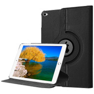 *FINAL SALE* Rotating Leather Hybrid Case for iPad Pro 12.9 inch (1st Generation) - Black