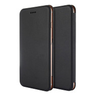 Splendid Series Leather Hard Cover Flip Case for iPhone 6 / 6S - Black