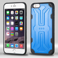 DefyR Hybrid Case for iPhone 6 Plus / 6S Plus - Blue