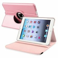 *SALE* 360 Degree Smart Rotary Leather Case for iPad Air 2 - Pink
