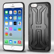 DefyR Hybrid Case for iPhone 6 / 6S - Black
