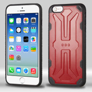 DefyR Hybrid Case for iPhone 6 / 6S - Red
