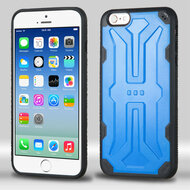 DefyR Hybrid Case for iPhone 6 / 6S - Blue