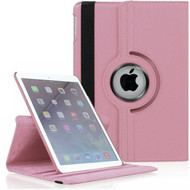 *FINAL SALE* 360 Degree Smart Rotating Leather Case for iPad Mini 4 - Pink