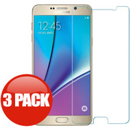 *SALE* HD Premium Round Edge Tempered Glass Screen Protector for Samsung Galaxy Note 5 - 3 Pack