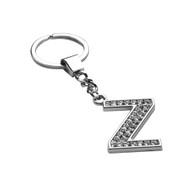 Glamorous Alphabet Keychain - Letter Z