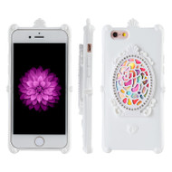 Majestic Mirror Stand Case for iPhone 6 Plus / 6S Plus - White