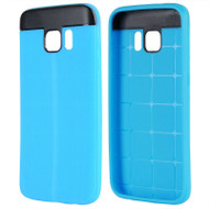 Anti-Slip Fusion TPU Case for Samsung Galaxy S7 - Blue