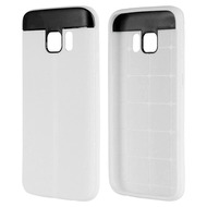 Anti-Slip Fusion TPU Case for Samsung Galaxy S7 - White