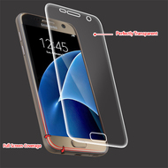 Curved Coverage Crystal Clear Screen Protector for Samsung Galaxy S7
