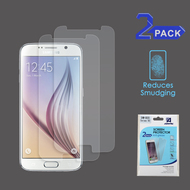 Anti-Glare Clear Screen Protector for Samsung Galaxy S6 - Twin Pack