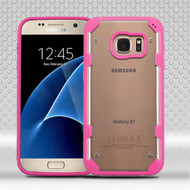 Challenger FreeStyle Hybrid Case for Samsung Galaxy S7 - Hot Pink