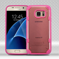 Challenger FreeStyle Hybrid Case for Samsung Galaxy S7 - Hot Pink Rose Gold
