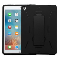 Explorer Impact Armor Kickstand Case for iPad Pro 9.7 inch - Black