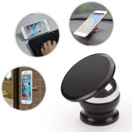 *FINAL SALE* Universal Magnetic Dashboard Mount Phone Holder - Black