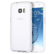 Comtempo Series Shockproof TPU Case for Samsung Galaxy S7 - Frost Clear