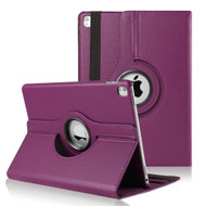 *SALE* 360 Degree Smart Rotary Leather Case for iPad Pro 9.7 inch - Purple
