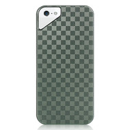 Platinum Lux Jacket Case for iPhone SE / 5S / 5 - Checker