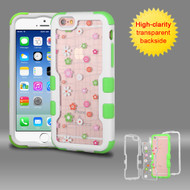 TUFF Vivid Graphic Hybrid Armor Case for iPhone 6 / 6S - Tiny Blossoms