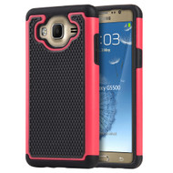 *Sale* TotalDefense Hybrid Case for Samsung Galaxy On5 - Hot Pink