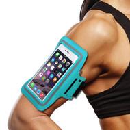 Neoprene Sport Armband - Blue