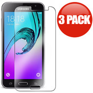 *SALE* HD Premium Tempered Glass Screen Protector for Samsung Galaxy Amp Prime / Express Prime / J3 / Sol - 3 Pack
