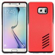 Multi-Layer Hybrid Armor Case for Samsung Galaxy Note 7 - Red