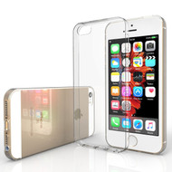 *$1 SALE* Ultra Thin Thermoplastic Polyurethane Cover for iPhone SE / 5S / 5 - Clear