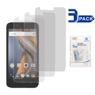 Crystal Clear Screen Protector for Coolpad Catalyst - Three Pack