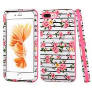 Verge Image Hybrid Case for iPhone 8 Plus / 7 Plus - Fresh Roses