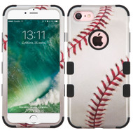 Military Grade Certified TUFF Image Hybrid Armor Case for iPhone 8 / 7 - Baseball