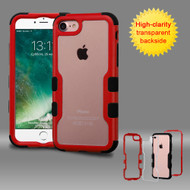 TUFF Vivid Hybrid Armor Case for iPhone 8 / 7 - Red