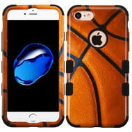 Military Grade Certified TUFF Image Hybrid Armor Case for iPhone 8 / 7 - Basketball