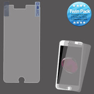 Crystal Clear Screen Protector for iPhone 8 Plus / 7 Plus - Twin Pack